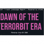 Dawn of the terrorbit era""