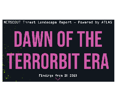 Dawn of the terrorbit era