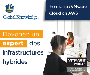 VMware cloud 300x250 pavé GK Global Knowledge
