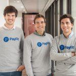 Les 3 cofondateurs de Payfi