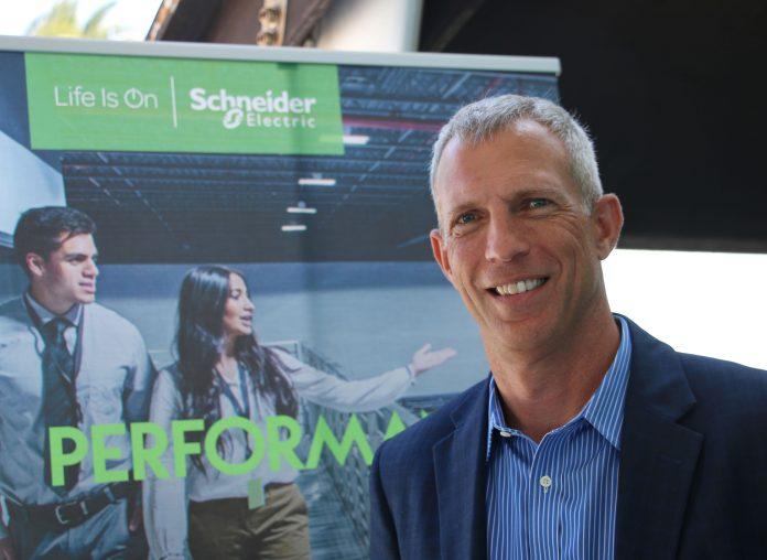 Kevin Brown,Schneider Electric