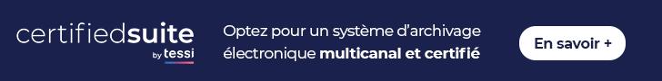 Bannière Tessi Newsletter