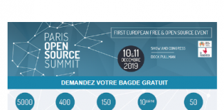Paris Open Source Summit 2019