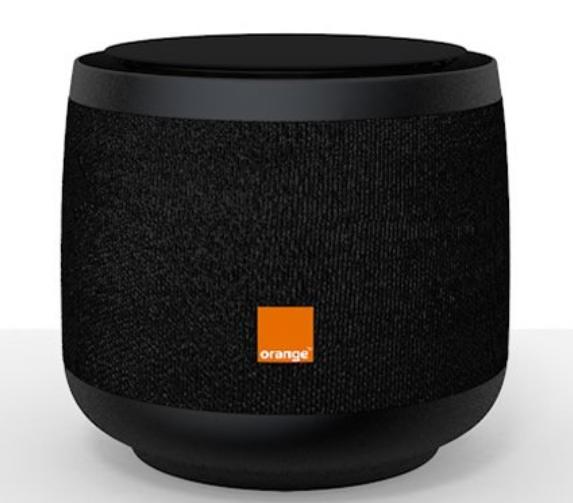 Speaker Orange