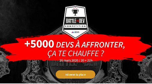 Battle Dev en ligne