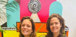 Les fondatrices de l'école Maria